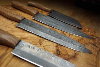 set professionale coltelli da chef