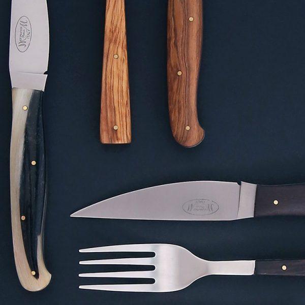 coltello sardo da tavola